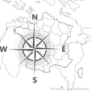 Compass-Map-Background